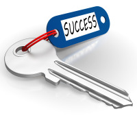 The 5 P's of Success