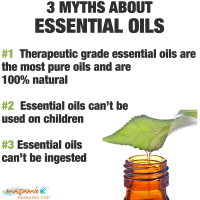 3 Essential Oil Myths You Should Know
