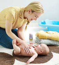 The Benefits of Infant Massage for Both Parent and Child