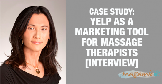 Case Study: Using Yelp to Grow Your Massage Therapy Business