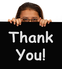 8 Different Reasons to Say Thank You: Marketing Massage While Enriching Your Soul
