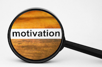 Forget skill, let's get motivated!