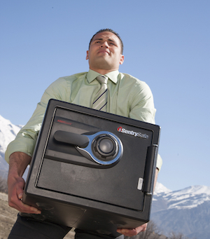 What Are Your Options? Marketing lessons from moving a safe.