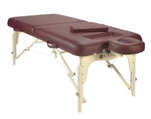 -!nirvana 2n1 massage table package free shipping --296394030