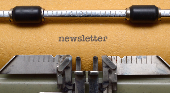 Eight Ways to Use Newsletters to Bring Clients in the Door