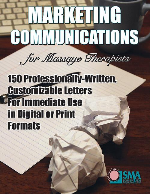 Ebooks mck sohnen moe associates inc marketing communications for massage therapists fandeluxe Images