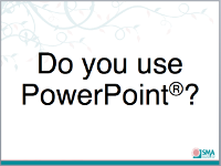 Powerpoint, anyone?