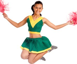 5 Cheerleader-y Things: Encouraging your marketing efforts