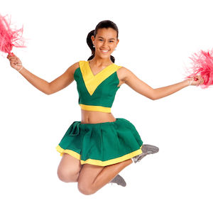 5 Cheerleader-y Things: Encouraging your marketing efforts