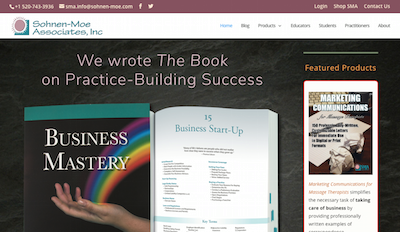 [Press Release] Sohnen-Moe Associates Releases New Website and New Practice Start-Up Kit