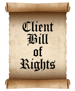 Do your clients know their rights?