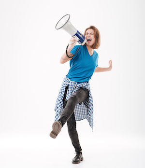 sma-blog-word-of-mouth-megaphone