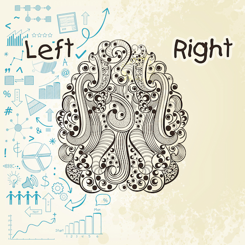 Half & Half: Writing for lefties and righties